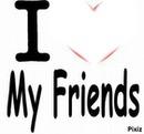 I Love My Friends