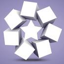 entre cubos una estrella