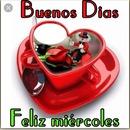 BUENOS DIAS MIERCOLES DALMA