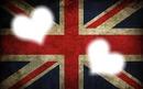 i love london avec coeur