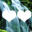 cascade coeur