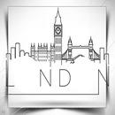 cadre london 2 dans photos le o