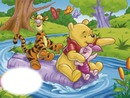 Tigrou et Winnie et Porcinet