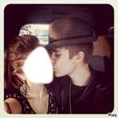 Justin bieber t'embrasse