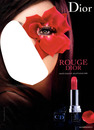 Dior Rouge Dior Lipstick Advertising