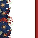 Bordure fleurs