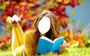 femme livre lecture