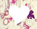 Coeur de bijoux
