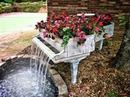 piano et fleurs