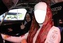 Hijab Rally Driver