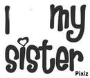 Ma Sister !