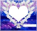 colombres en forme de coeur