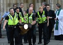 Manu and police