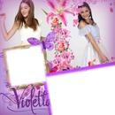 Collage Violetta