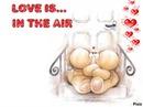 el amor esta en el aire.