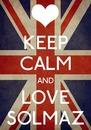 KEEP CALM and LOVE...