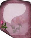 pergamino rosa