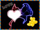 love Herz - Rose