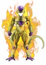 Dragon ball z Freezer gold