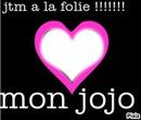 Je t'aime jojo !!<3