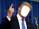 Trump-visage