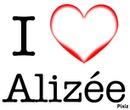 i love alizee