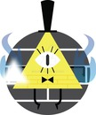 Bill Cipher -Gravity Falls