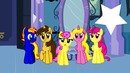 Mlp Ricardo,Sarah Jane,Dogsie,Rose and Spitthire