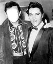 Elvis et Johnny Cash
