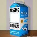 Douglas milk box