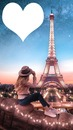 Paris romantic night
