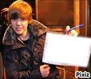 Justin Bieber :p