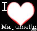 i ♥ ma jumelle