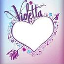 yo en el corazon de violetta