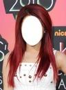 Lice Ariane/Face of Ariana