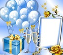 frame aniversario