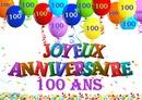 100 anniversaire