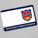 Türkiye Şoförler ve Otomobilciler Federasyonu Kart