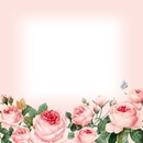 Quadro Rosas em Botão! By*Maria Ribeiro*