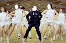 psy, 2 fille gangnam style