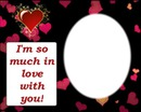 I love you much heart
