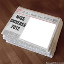 Daily News for Miss Universe 2012