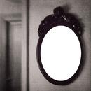 espejo blanco y negro