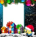 Christmas Minion 2