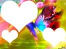 coeur fleur