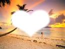 Por do sol com Amor...