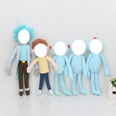 Rick and Morty the toys