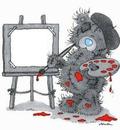 ours peintre