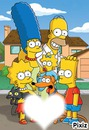 The famille Simpsons