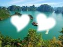 l'amour au bord de la baie da longue